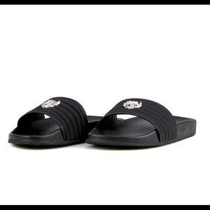 New Rudsak Leather/Nylon Sandals, 41